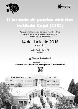 II Jornada de Puertas Abiertas - 14 Junio 2015